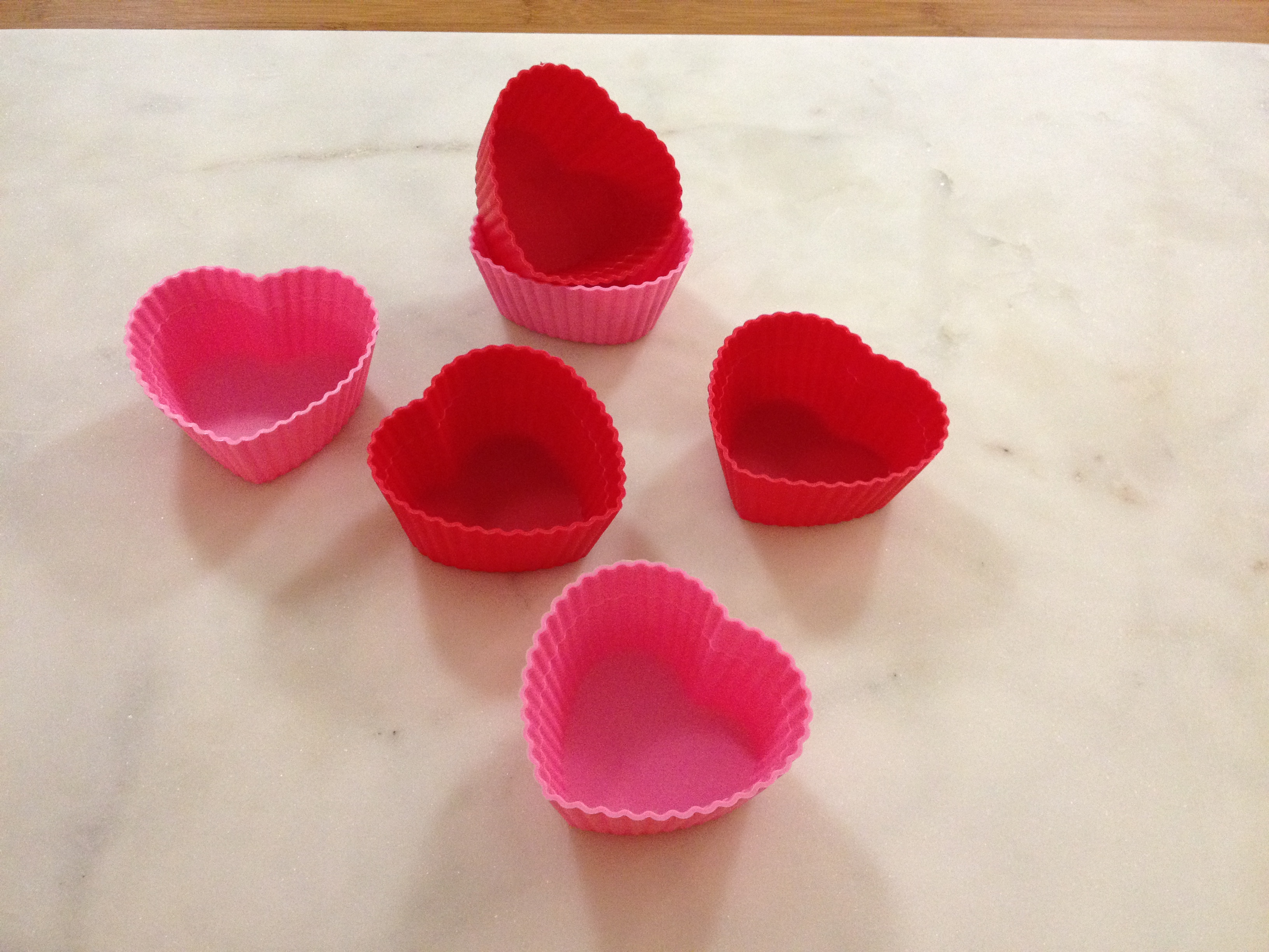 Vegan Peppermint Hearts