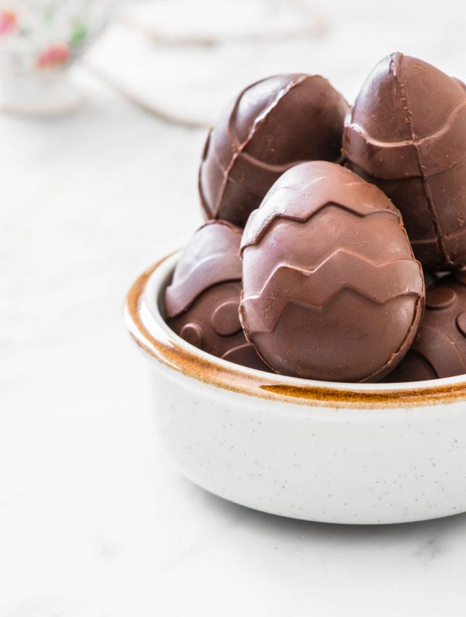 Chocolate Easter Eggs AKA Cadbury!