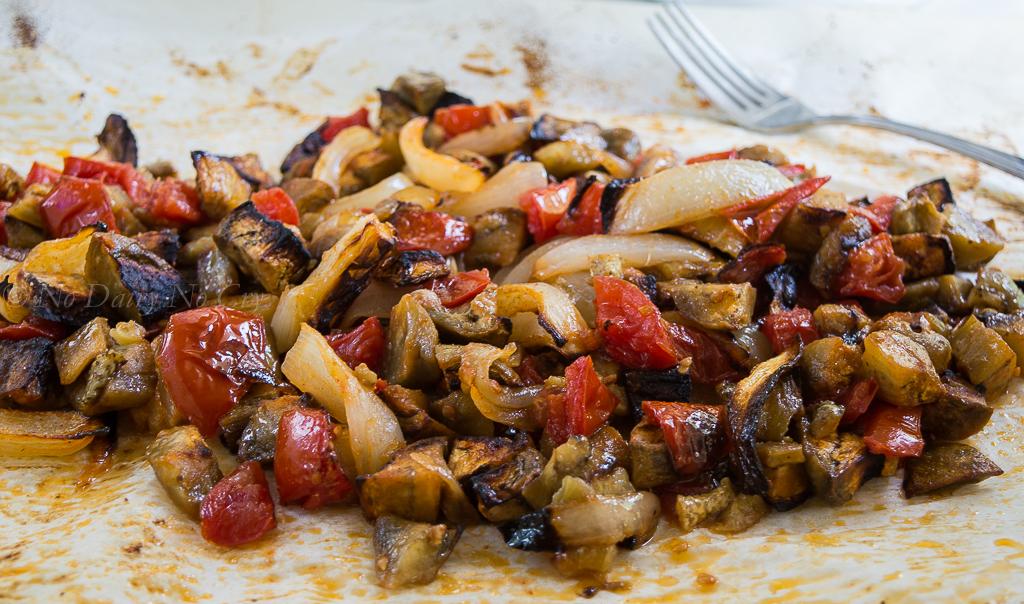 Eggplant Tomato Medley