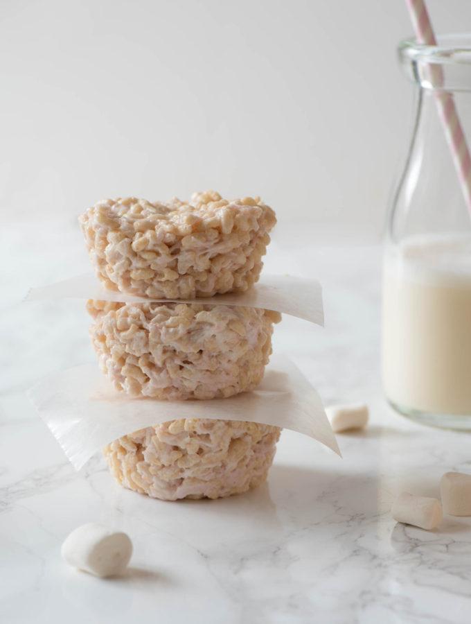 PERFECT Crispy Marshmallow Treats